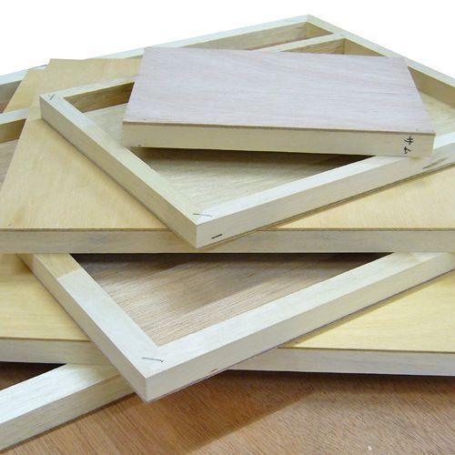 木製パネル | 特注寸法の製作も可能!ベニヤと桟を組み合わせた木製パネル